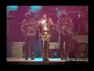 Michael Jackson Dancing The Dream vol.1