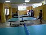 Игра в пинг-понг. Елена Криворучко