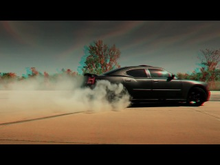 Dodge Charger shooted on 3D HD Camera